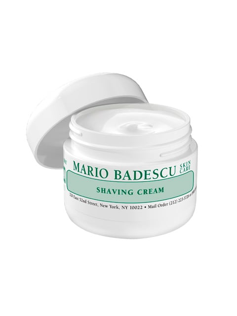 Shawing-cream