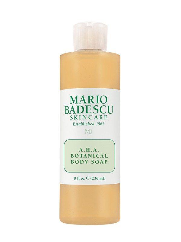 BeautyHero Products AHA Botanical Body Soap