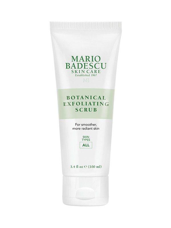 BeautyHero Products Botanical Exfoliating Scrub