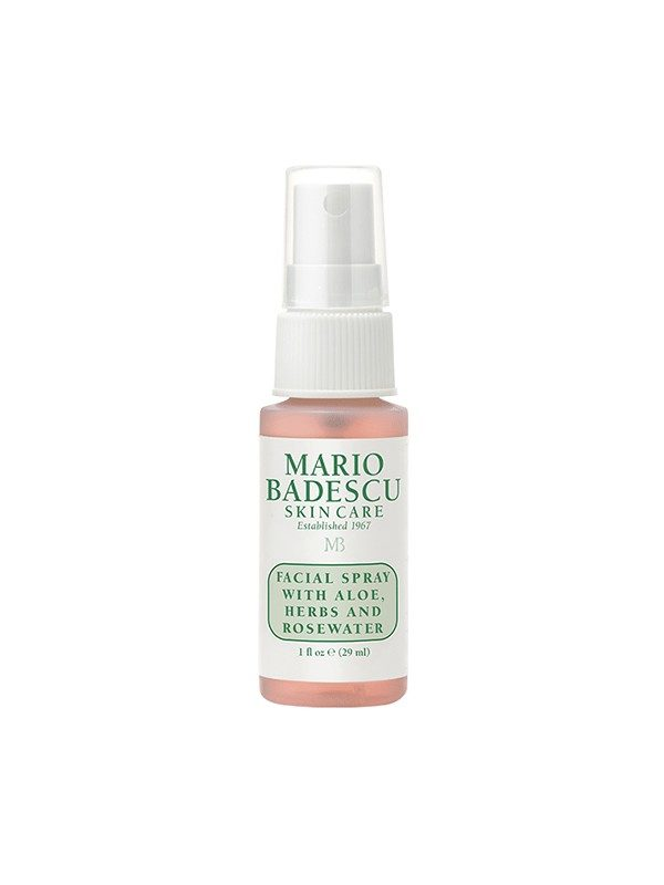 BeautyHero Products Facial Spray Rosewater Travel Size